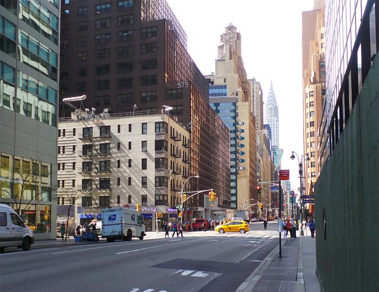 Lexington Ave, New York © Andrea David