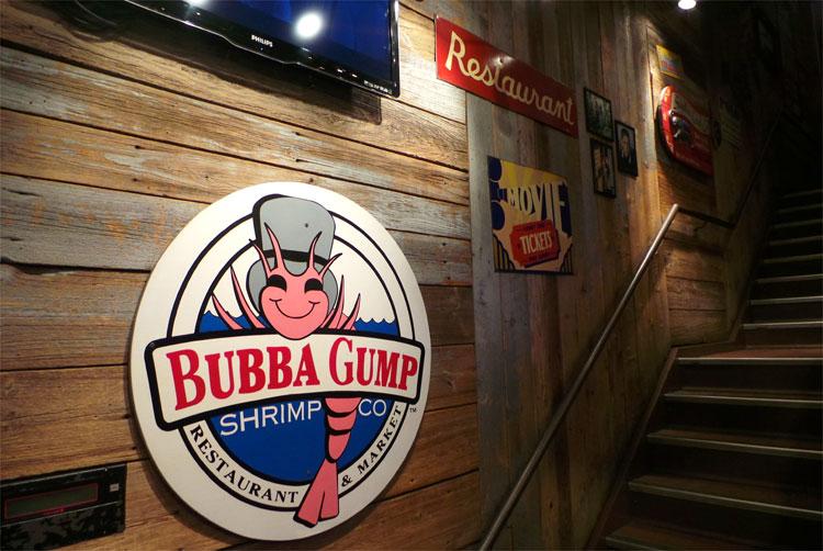 Restaurant Bubba Gump, New York City © Andrea David