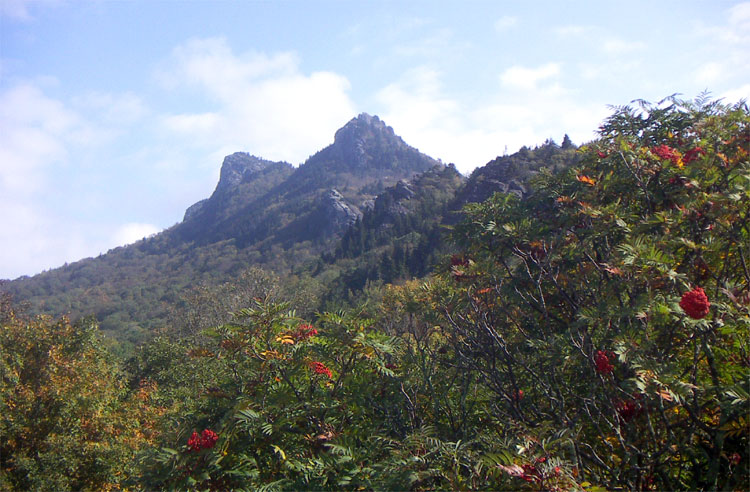 Grandfather Mountain, North Carolina © Andrea David