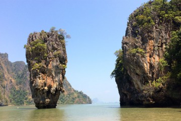 """James Bond Insel"" Ko-Phing-Kan, Thailand © Andrea David"