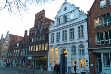 Buddenbrookhaus, Lübeck © Andrea David