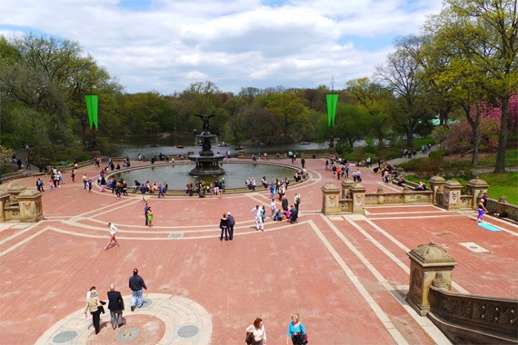 Bethesda Fountain © Andrea David
