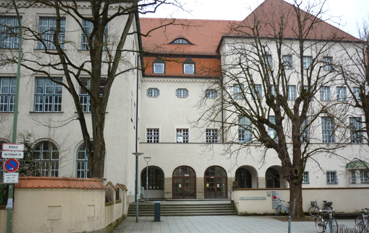 Campus Pasing, München © Frank Weber