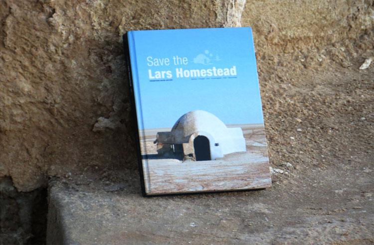 """Aktion """"Save the Lars Homestead"""" © Star Wars Fans Nürnberg e.V."""