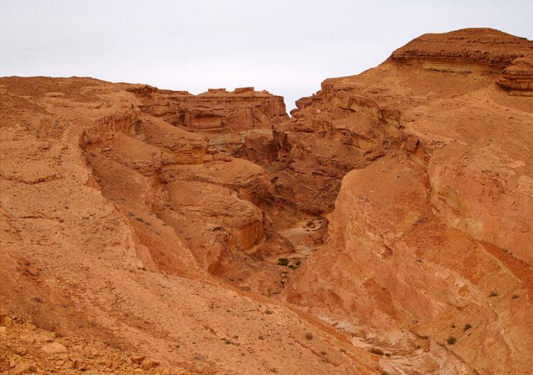 """""""Star Wars Canyon"""", Sidi-Bouhlel-Schlucht, Tunesien © Star Wars Fans Nürnberg e.V."""