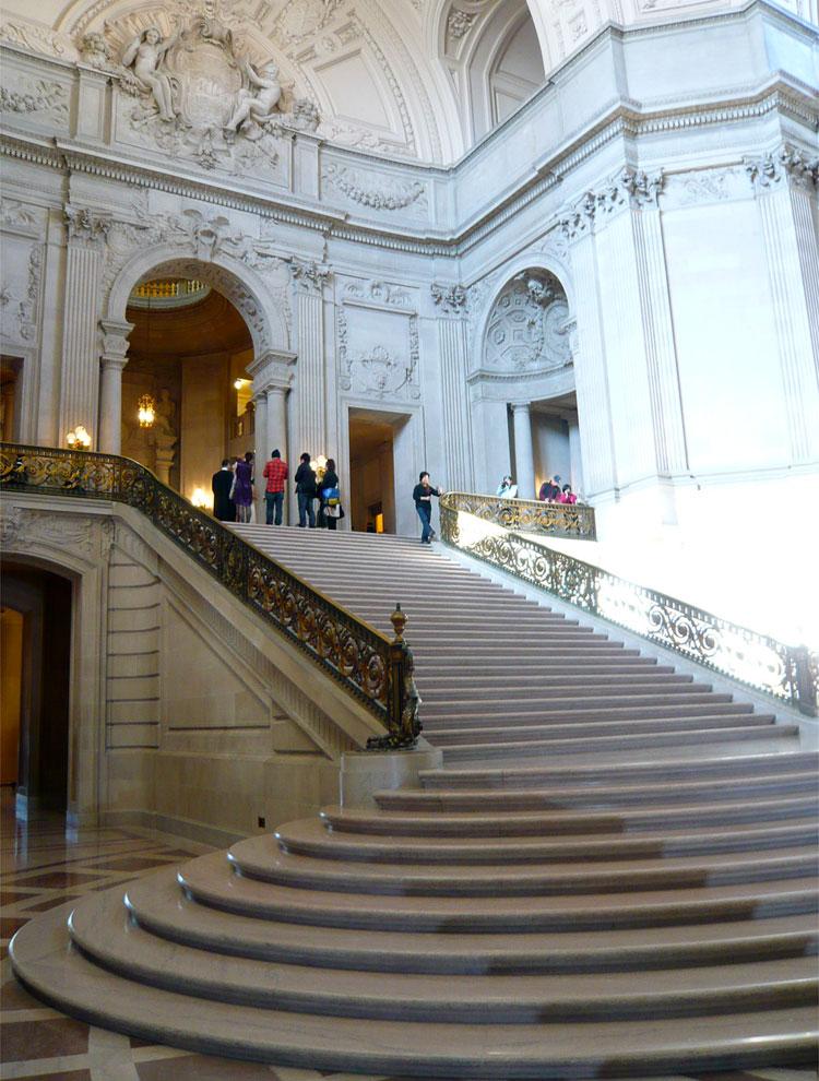City Hall, San Francisco © Andrea David