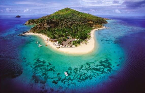 Castaway Island Tour Fiji