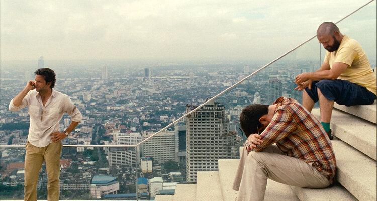 Die Welt der Drehorte:... Bradley Cooper Hangover