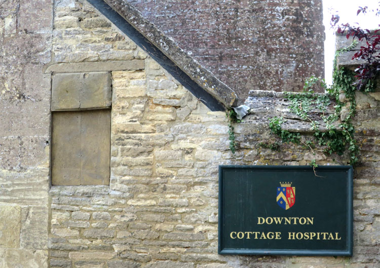 Bampton Community Archive, Bampton, Oxfordshire, England © Andrea David