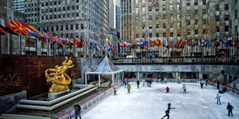 Rockefeller Plaza, New York City