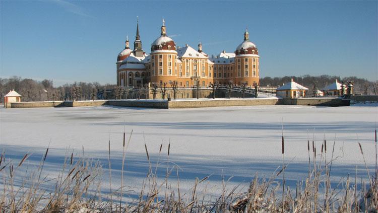Schloss Moritzburg © Schlösserland Sachsen