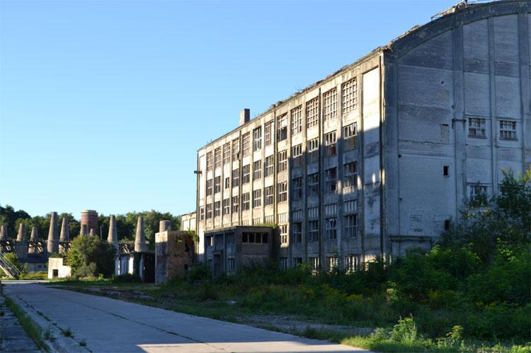 Alte Chemiefabrik, Rüdersdorf, Brandenburg © Matthias Gebauer