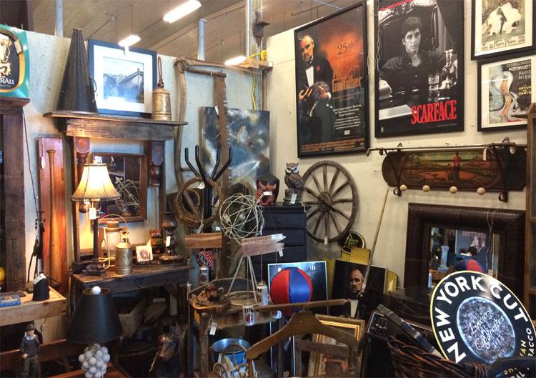 The Depot at Gibson Mill, Concord, North Carolina © Andrea David
