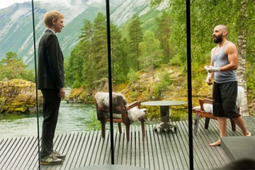 """Ex Machina""- Drehort in Norwegen © Universal Pictures"