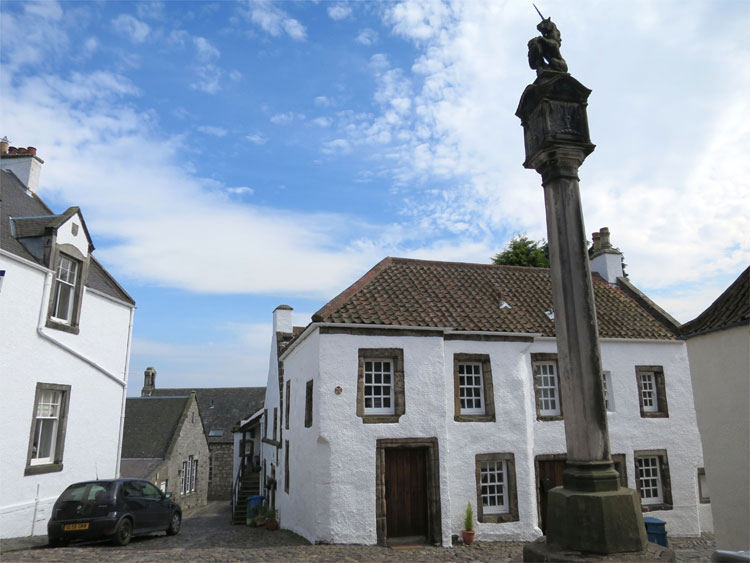 Culross, Schottland © Andrea David