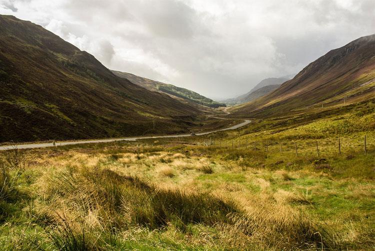 """Outlander""-Drehort Schottland"