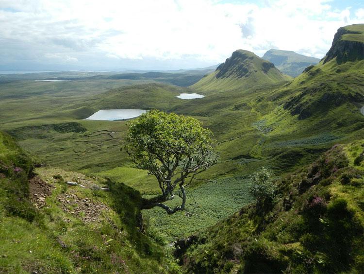 Drehort Schottland