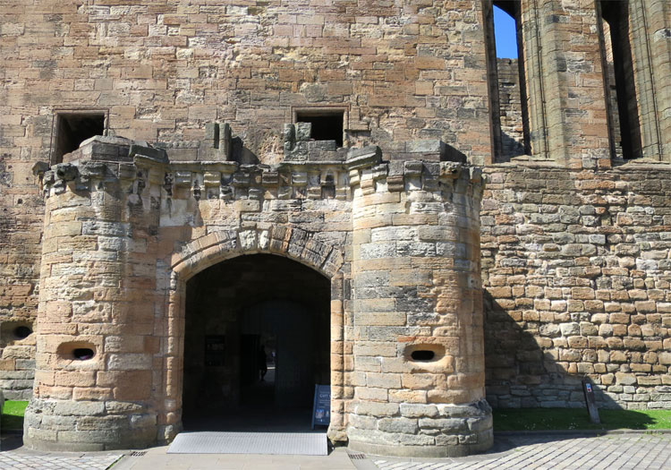Linlithgow Palace, Schottland © Andrea David