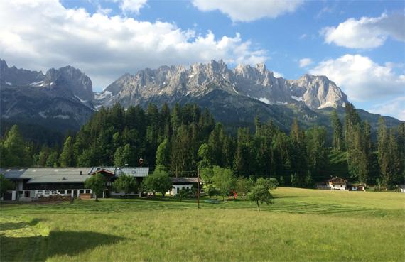 Bergdoktor Region Wilder Kaiser, Tirol © Andrea David