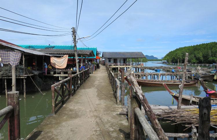 "Ao Luek (Krabi) Thailand  city photo : Ban Nam"", Ban Ba Kan, Krabi, Thailand © Andrea David"