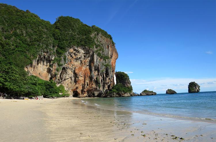 Phra Nang Beach, Krabi, Thailand © Andrea David