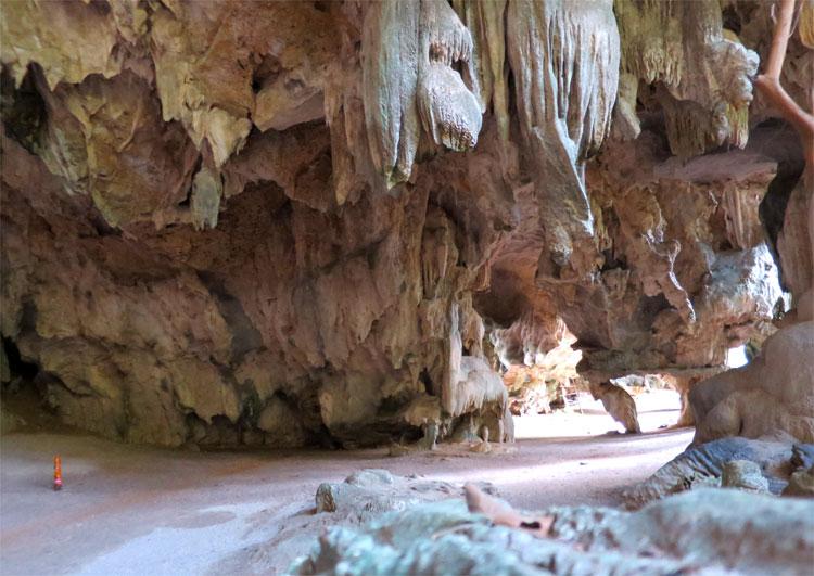 Khao Rang Höhle, Krabi, Thailand © Andrea David