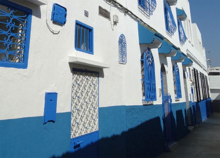 Kasbah, Tanger, Marokko © Carola Faber