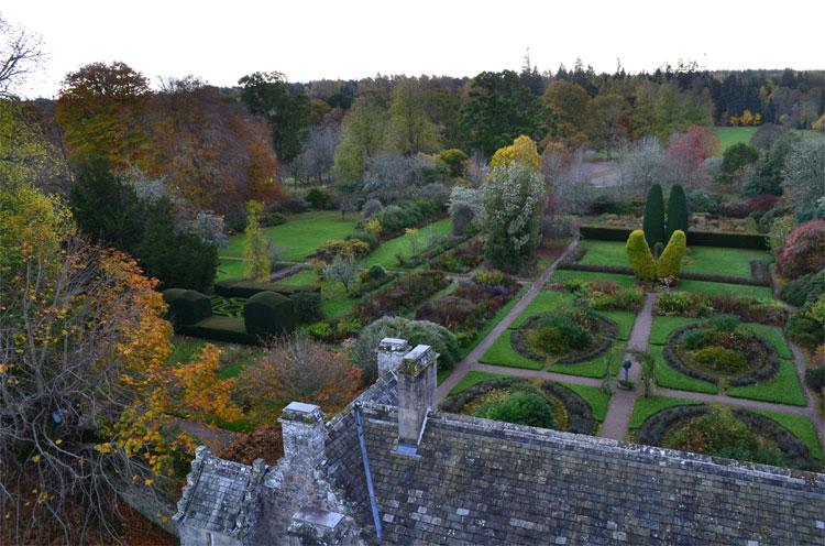 Die Gärten von Cawdor © Doreen Reeck