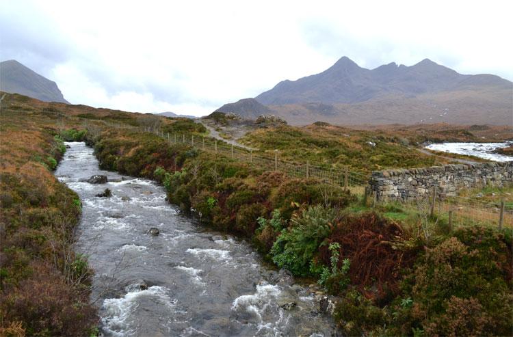 Glen Sligachan, Skye © Doreen Reeck