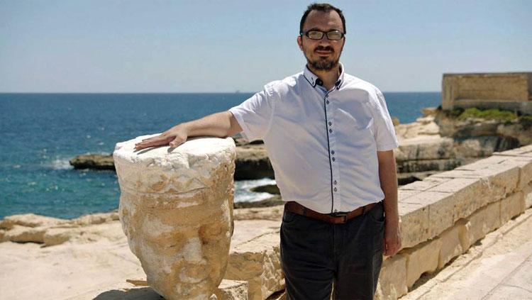 Jean-Pierre Borg, Malta-Film-Experte © Jean-Pierre Borg