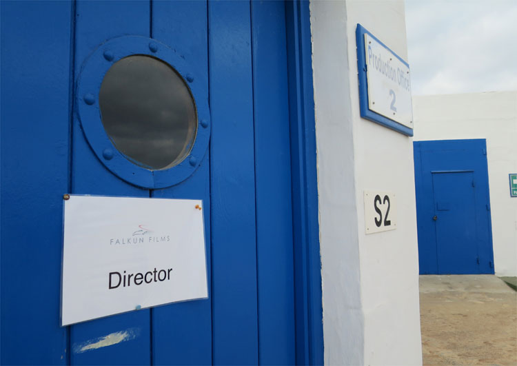 Mediterranean Film Studios, Malta © Andrea David
