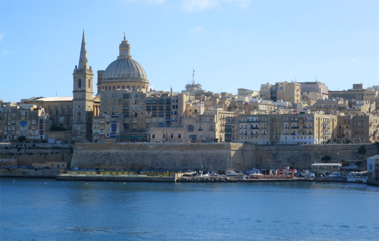 Valletta, Malta © Andrea David