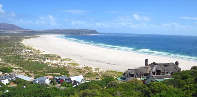 Noordhoek Beach, Südafrika © Andrea David