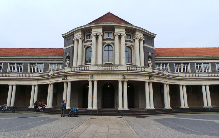 Universität Hamburg © Andrea David