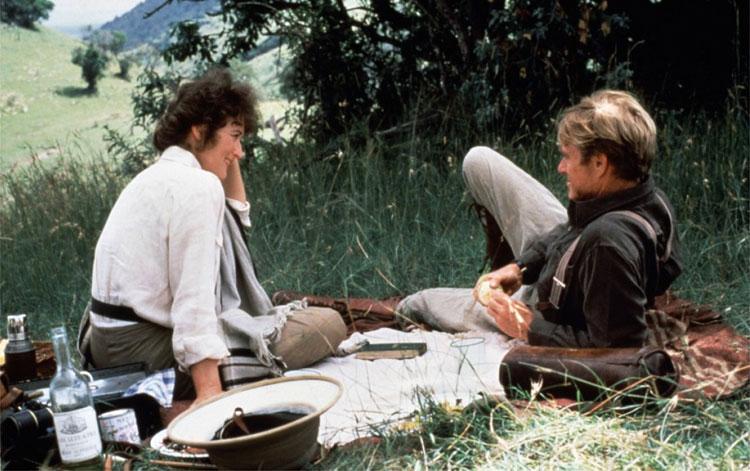 """Meryl Streep und Robert Redford in """"Jenseits von Afrika"""" © Universal Pictures Germany"""