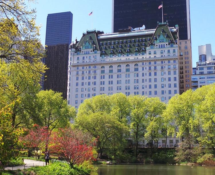 The Plaza Hotel, New York © Andrea David
