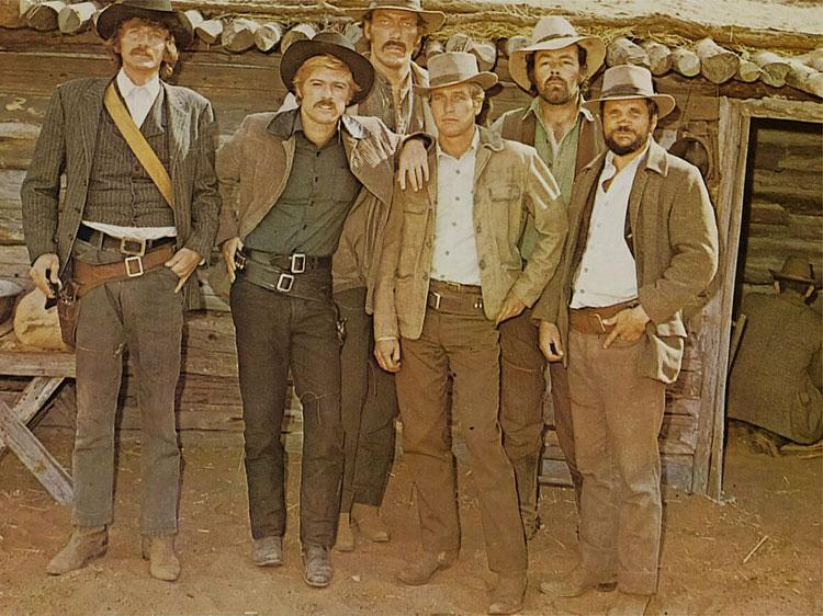 """Robert Redford als Sundance Kid in """"Zwei Banditen"""" © Twentieth Century Fox"""
