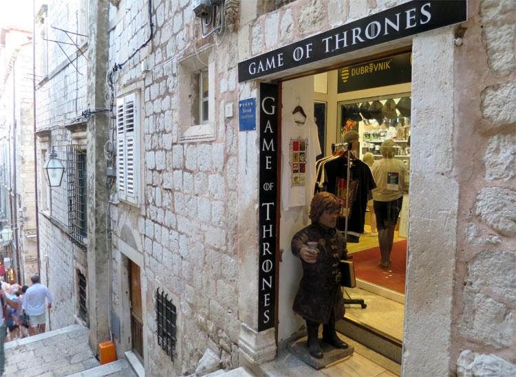 Dubrovnik City Shop © Andrea David