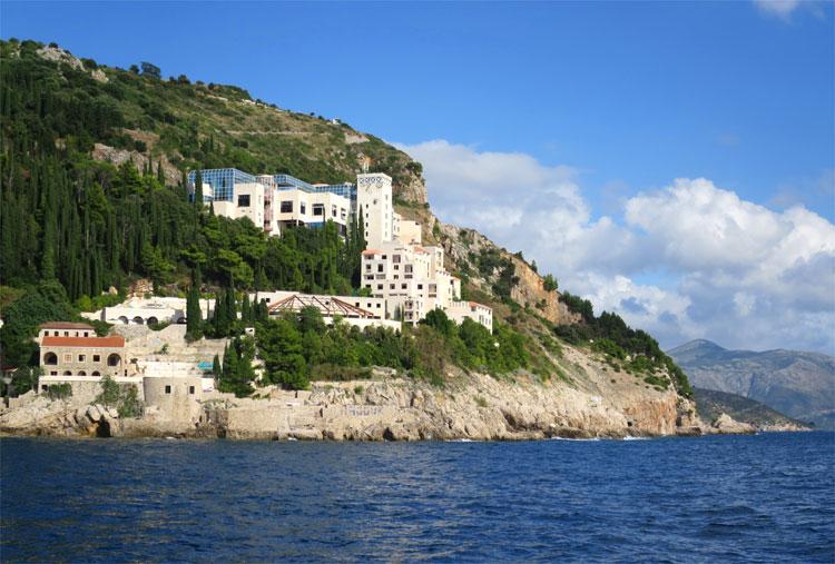 Hotel Belvedere, Dubrovnik © Andrea David