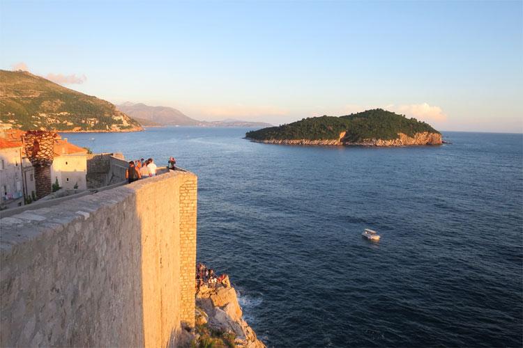 Insel Lokrum, Dubrovnik © Andrea David