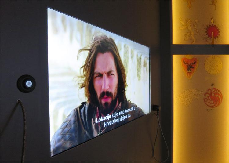 """Infofilm über den Dreh von """"Game of Thrones"""" in Kroatien, Lokrum © Andrea David"""