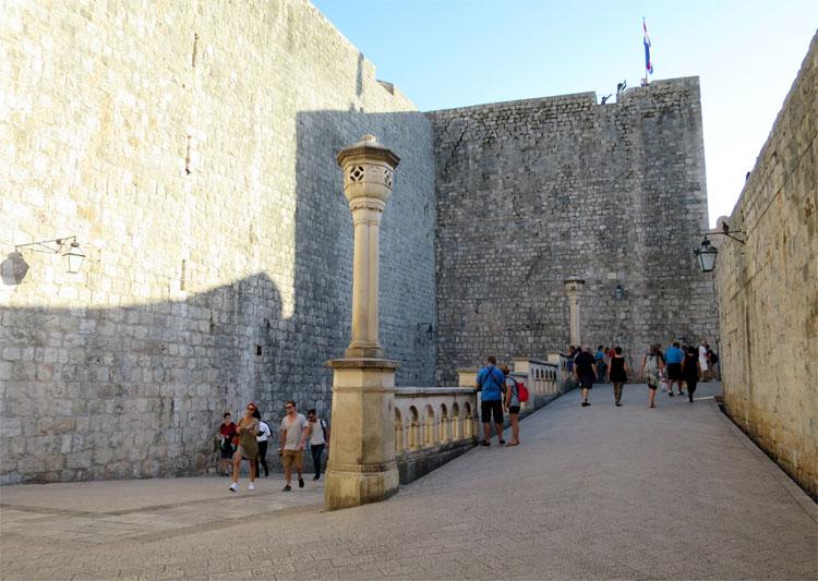 Pile Tor, Dubrovnik © Andrea David