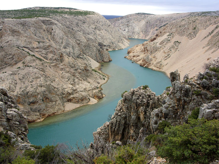 Zrmanja Canyon, Kroatien © Michael Scholten
