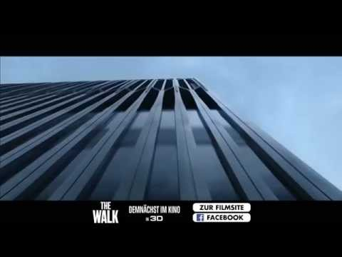 THE WALK - HD Trailer C - Ab 22.10.2015 im Kino!
