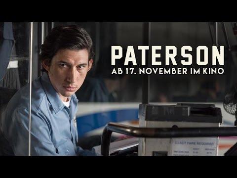 Paterson   Offizieller Trailer Deutsch HD   Jetzt im Kino