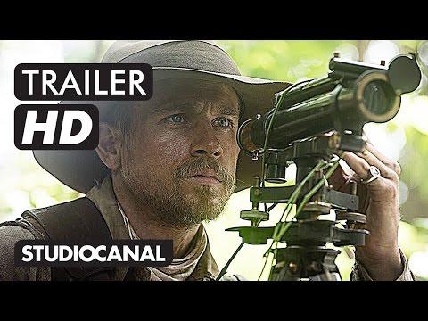 DIE VERSUNKENE STADT Z Trailer Deutsch | Jetzt im Kino!