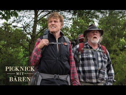 PICKNICK MIT BÄREN - Trailer deutsch HD