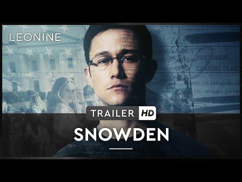 Snowden - Trailer (deutsch/german)