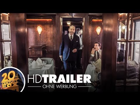 Mord im Orient Express | Offizieller Trailer 2 | Deutsch HD German (2017)