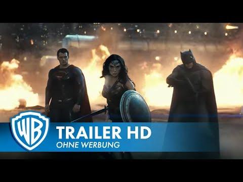 BATMAN V SUPERMAN: DAWN OF JUSTICE - Online Trailer Deutsch HD German